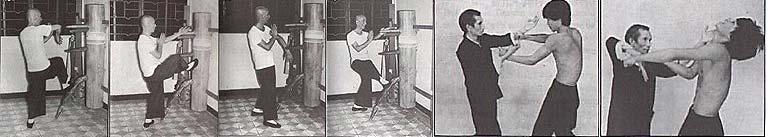 Yip Chun Ting Leung 116 Wing Tsun Dummy Techniques Hong Kong 1988