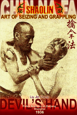 Liu Jin Sheng Shaolin Chin Na Fa Art Of Seizing And Grappling